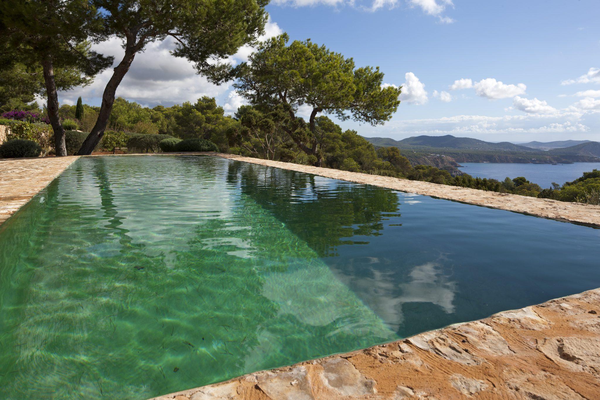 Ibiza's homes and gardens, october 2012.